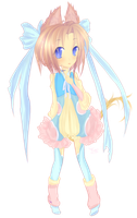 amisora -- birthsuday 1/2cheeb by xir4n