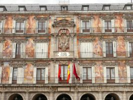 Plaza Mayor by giraluna7