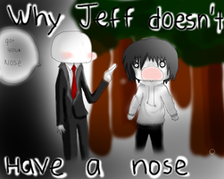 Jeff's Nose by Kurolyte