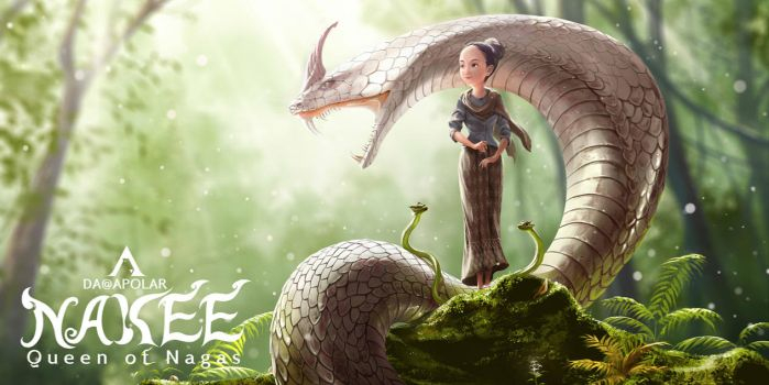 NAKEE | Queen of Nagas by Apolar