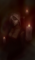 Witch Hunter Robin by ae-rie