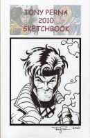 2010 Sketchbook Gambit by tonyperna