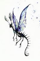 Fairy Dragon by neokale