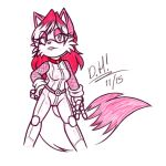 New Ruby sketch by SapphireD