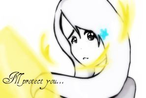 I'll protect you... by xRhiRhix