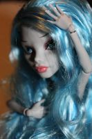 Shy but Gorgeous Ghoulia by NeitiMyrskytuuli