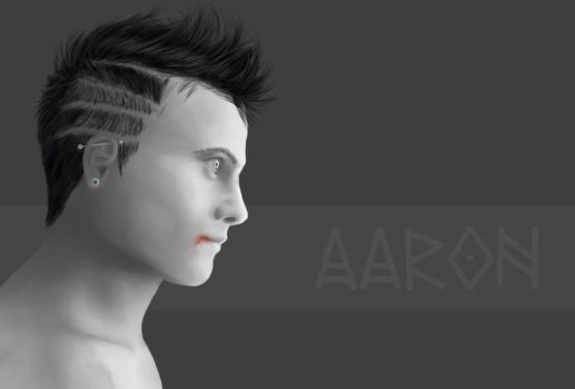 The Son Of Ares by ruivacomsardas