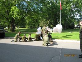Canada Day - Gun Salute by ChapterAquila92