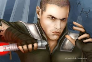 Starkiller - Unleashed by zerotozune