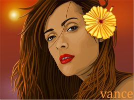 CATCH UP WITH THE SUN by vancegraphics