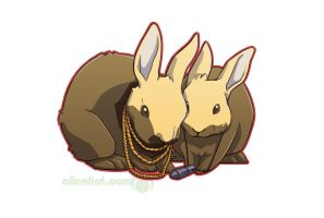 kaidonovsky bunnies by alienfirst