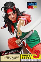 yamcha CARD2 by Z-WARRIORS-Cosplays