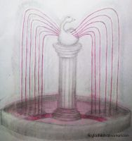 Fountain Design - Love by FikryFadhillah