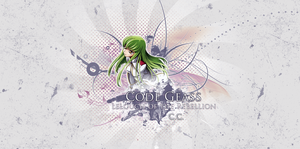 Code Geass - C.C. by neikoka