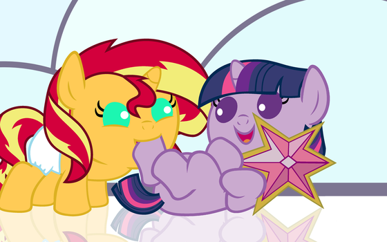 Stealing the D'awwclaration of Friendship by Beavernator