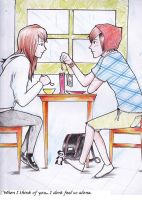 when we first met. by mel0018