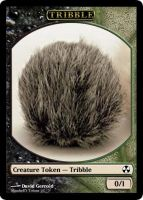 Tribble by Habibson