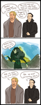 RAGNAROK - A SUMMARY - part 1 by Ohdotar