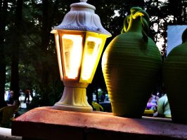 light lamp by Gold-F
