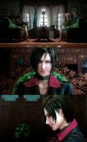 Resident Evil Damnation Collage 5 by Livy-Livy