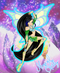CE: Cristalina Sophix by MagicalNelly
