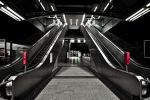 Subway station in Vienna by gregor-hie
