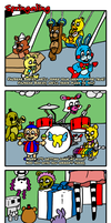 Springaling 52: A Word from Our Sponsor by Negaduck9