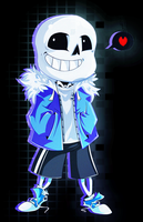 sans by Arkeresia