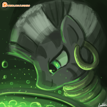 quick paint - zecora's brew by luminaura