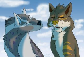 When I Walk in the Spot by SikiSpots