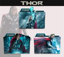 Thor Collection 2011 - 2013 Folder Icon by sonerbyzt