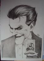 The Joker by RafaConte