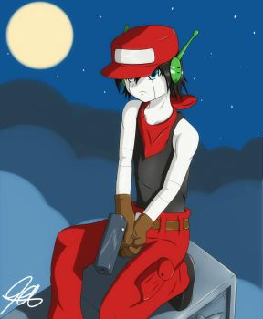 Cave Story: Quote by Quote-J