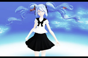 .::MMD 30 Day Picture Challenge::. .::Day 3::. by Deiroko