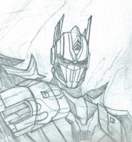 Optimus Prime - Age Of Extinction by ENERGY29