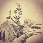 Avatar Aang by ninjason57