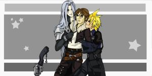 Squall's Turn by tyrsownrue