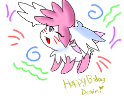 Happy B-Day Devin by SoraSheimi