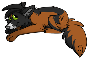 Blackpaw by xCoyote