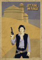 Han Solo by chris-ellis