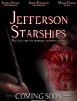 Supernatural Jefferson Starships Movie Poster by SarenX