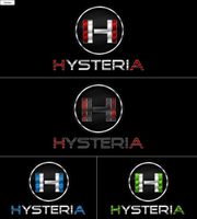 Hysteria Logo by Techmaster05
