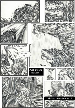 GaLe My Idiot Dragon - My Blue Fairy Chap8 Pg23 by Inubaki