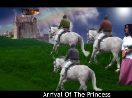 Arrival Of The Princess by FlashKid105