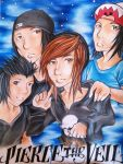 Pierce the Veil by Mako-Eyed
