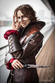 Rumplestiltskin - All magic comes with a price! by CosplaySymphony
