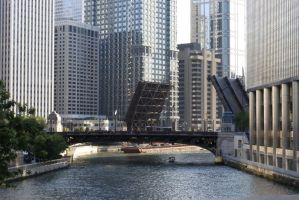 Chicago Bridge. by frister123