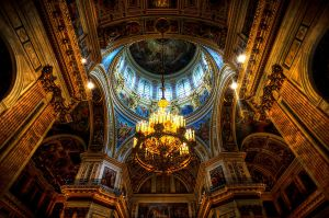 Saint Isaac's Cathedral by E1ectrostatic