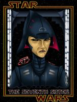 Star Wars - Seventh Sister by RCBrock