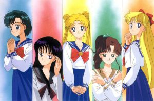 sailormoon classic by jakflo